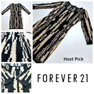 Forever 21 Dress Cute Thick And Comfortable